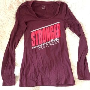 Energie Long sleeve Shirt